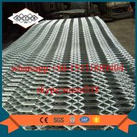 Wholesale 4ft*8ft  hot dip galvanized gothic hole heavy duty expanded metal panel from china suppliers