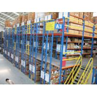 Wholesale Durable Warehouse Mezzanine Racking System Easy To Dismantle With OEM from china suppliers