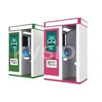 Wholesale Interactive Touch Screen Kiosk Photo Booth , Payment Kiosk System Powder Coating from china suppliers