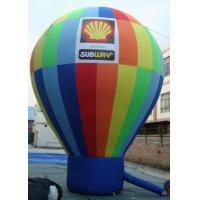 Wholesale Huge Waterproof Rainbow Earth Inflatable Balloons For Advertising from china suppliers