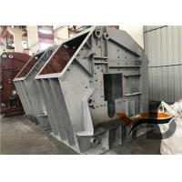 China Large Feed Inlet Impact Stone Crusher High Capacity Stable Shaft 90 - 110kw Power for sale