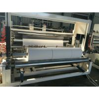 Wholesale Towel Paper Rewinder Machine For Roll Slitting And Rewinding Air Inflating Shaft from china suppliers
