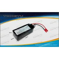 China Light Weight RC LIPO Battery Pack 11.1V 5200mAh 30C For Electric Aviation on sale