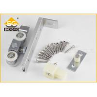 Buy cheap Two-Dimensional Adjust Multi-Function Sliding Door Hardware Pulley from wholesalers