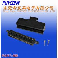 Wholesale 180 Degree Plastic Telco 50 Pin IDC Female Type Connector 25 Pairs from china suppliers