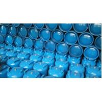 Wholesale Red / Blue 6KG  Compressed LPG Gas Cylinder Cooking & Camping from china suppliers