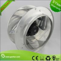 Buy cheap Backward AC Centrifugal Fan , replace Ebm Papst Centrifugal Fan High Pressure from wholesalers