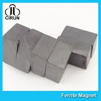 Wholesale Strong Block Shaped Ceramic Ferrite Magnets C5 Grade For Industrial Use from china suppliers