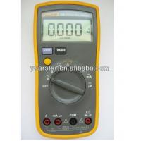 Wholesale Fluke/wholesale High quality Auto Ranging Digital rms Multimeter Fluke F15B+/low price pocket multimeter from china suppliers