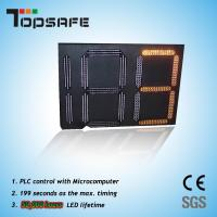 Wholesale LED Traffic Countdown Timer with Bi-Digit and Half from china suppliers