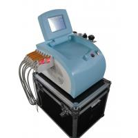 Wholesale Radiofrequency Laser Liposuction Equipment , 8 Paddles Lipo Laser Plus Cavitation from china suppliers