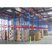 Wholesale High Volume Drive In Drive Through Racking System C02 Welded For Distribution Center from china suppliers