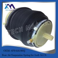 Wholesale Rubber Air Spring Rear Left Air Suspension Bellow For Audi A6 C6 4F0616001J from china suppliers