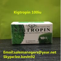 Wholesale Purity 99% Kigtropin 100iu Peptide Growth Hormone Bodybuilding Pharmaceutical Grade from china suppliers