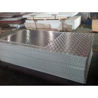 Wholesale Diamond Plate Aluminum Sheet Metal 3105 1100 3003 5052 Aluminium Diamond Tread Plate from china suppliers
