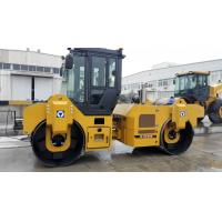 Wholesale 74.9kw Road Maintenance Machinery , Road Compactor Double Drum Vibratory Roller Xd82 from china suppliers