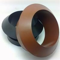 Wholesale Custom made high temperature resistant corrosion resistant FKM rubber ring large size VITON Rubber seal. from china suppliers