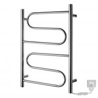 Wholesale 60W Onda Warmer   stainess steel  heated towel racks for bathroom from china suppliers