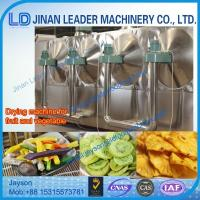 Wholesale Automatic feed drying industrial fruit drying equipment food drying machine from china suppliers