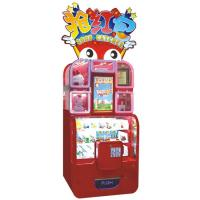 Wholesale Good Catcher Toys Vending Machine Coin Operated Prize Machine from china suppliers