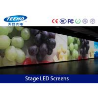 Wholesale High Resolution Rental Stage LED Screens P3 1R1G1B , LED Large Display 3500cd / ㎡ from china suppliers