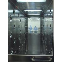 Wholesale Stainless steel Tunnel air shower with automatic-door for clean room from china suppliers