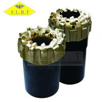 Wholesale High Performace PDC Core Bits Matrix Body High ROPExploration For Oil / Gas Well from china suppliers