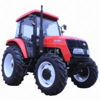 Wholesale Tractor with 4 x 4 four-wheel and 6-cylinder diesel engine, Germany LUK dual stage clutch  from china suppliers