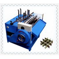 Buy cheap corrugated cardboard automatic leaving board machine manufacturer from wholesalers
