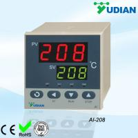 Quality Economic Relay / SSR Digital Temperature Controller AI-208 with 0 - 2 alarm for sale