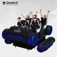 Wholesale Owatch-Hot selling Arcade Six Person Family Cinema Virtual Reality Experience For Amusement Park from china suppliers