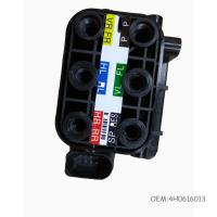 Wholesale Front Air Compressor Valve Block For Audi A6 C7 A8D4 Air Spring Air Suspension Valve 4H0616005C from china suppliers