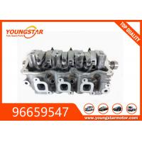 Buy cheap Aluminium Complete Cylinder Head For Chevrolet / Daewoo Matiz 0.8L M96659547 96659547 from wholesalers