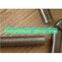 Wholesale alloy 800ht fastener bolt nut washer gasket screw from china suppliers