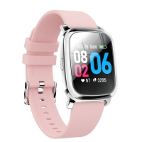 Wholesale IP68 Zinc Alloy 240x240 Ble 5.0 Female Smart Watch from china suppliers