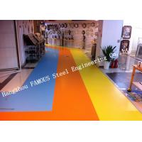 Buy cheap Heterogenous Equivalent Outdoors vinyl Laminate flooring roll Sports Flooring from wholesalers