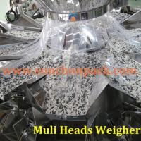 Quality Plastic Packaging Material Mulit Function Fresh Vegetable Salad Packing Machine for sale