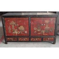 China Antique Wood Furniture Mongolia Sideboard (LWC201) on sale
