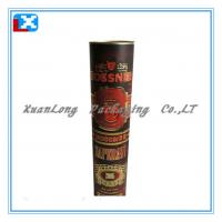Wholesale Fashion customized paper wine tube from china suppliers