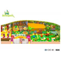 Wholesale Amusement Park Kids Soft Play , Kids Indoor Play Gym For 3 - 15 Years Old from china suppliers