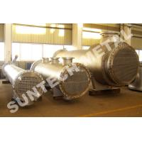 Wholesale Nickel Alloy C-276 Floating Head Type Heat Exchanger Condenser 2500mm Diameter from china suppliers