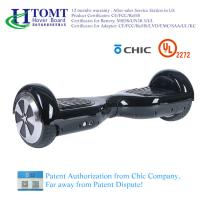 Quality Rechargeable Self Balancing Electric Unicycle Scooter Mini Segway Hoverboard with Chic License for sale