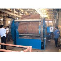 China Electric Horizontal Boiler Panel Bending Machine For Membrane Panel on sale