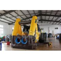 Wholesale Excavator Commercial Obstacle Course For Kids from china suppliers