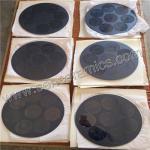 China Alumina ceramic plates for sale