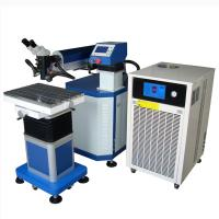 Wholesale Gold Jewelry Mould Laser Welding Machine Automatic With Adjustable Working Table from china suppliers
