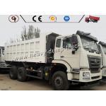 China 6x4 Manual Diesel 10 Wheel Dump Truck Heavy Duty 21-30 Ton Load Capacity for sale