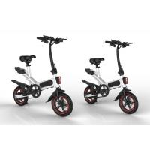 China IP54 Waterproof Foldable Electric Bicycle Headlamp Lighting Range 7-8 Meters for sale