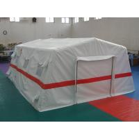 Wholesale Traditional White Hospital Color Inflatable Tent , 0.65mm PVC Inflatable Emergency Tent from china suppliers