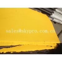 Wholesale Embossed EVA rubber foam sole sheet variable textures on bottom from china suppliers